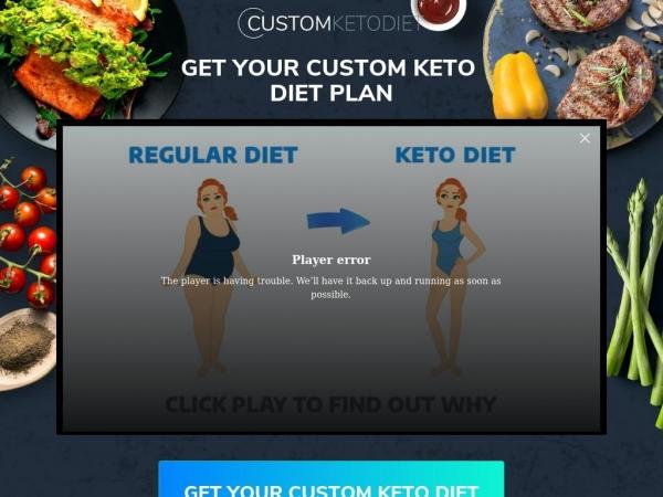 customketodiet.com