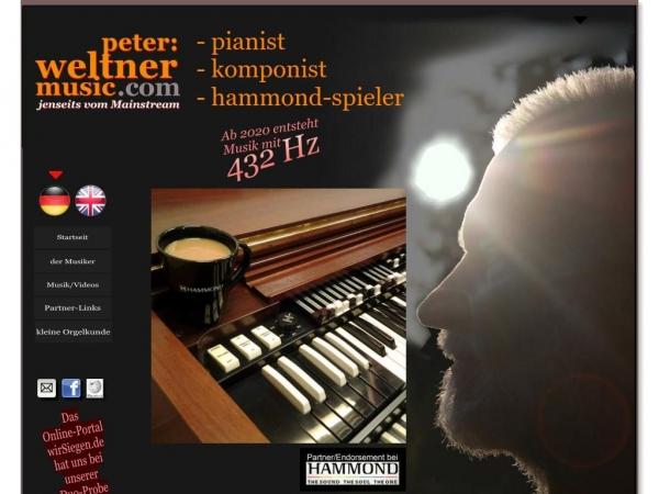 peterweltnermusic.com