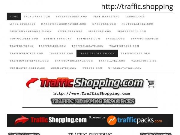 trafficshopping.com